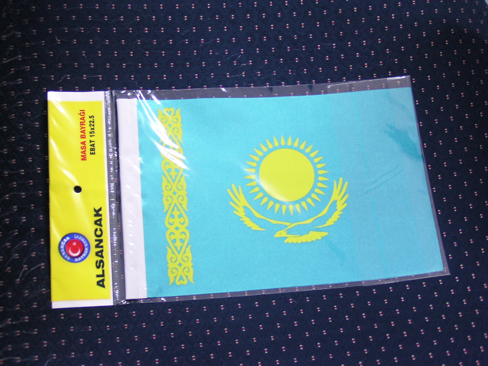 哈萨克斯坦国旗