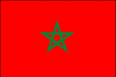 摩洛哥国旗