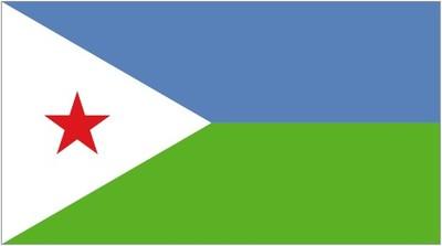 吉布提国旗