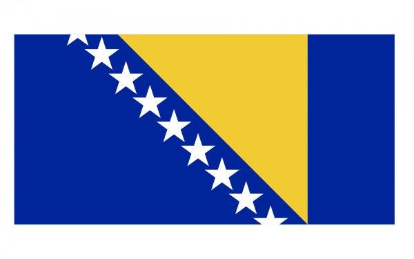 波斯尼亚和黑塞哥维那国旗