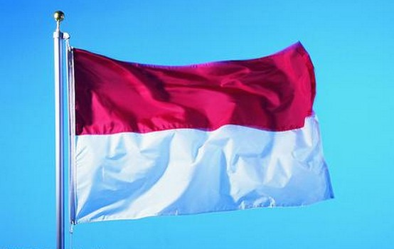 摩纳哥国旗