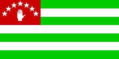 阿布哈兹国旗