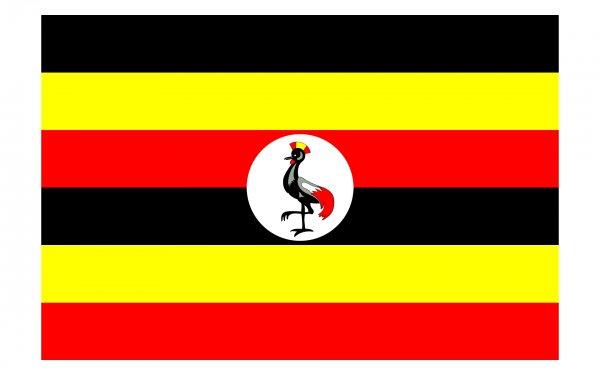 乌干达国旗