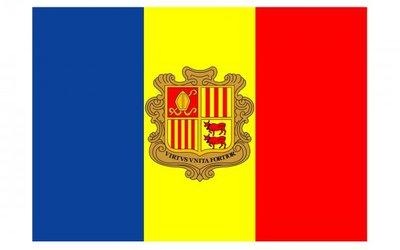 安道尔国旗