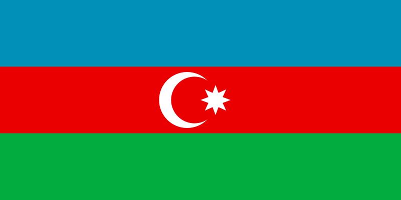 阿塞拜疆国旗